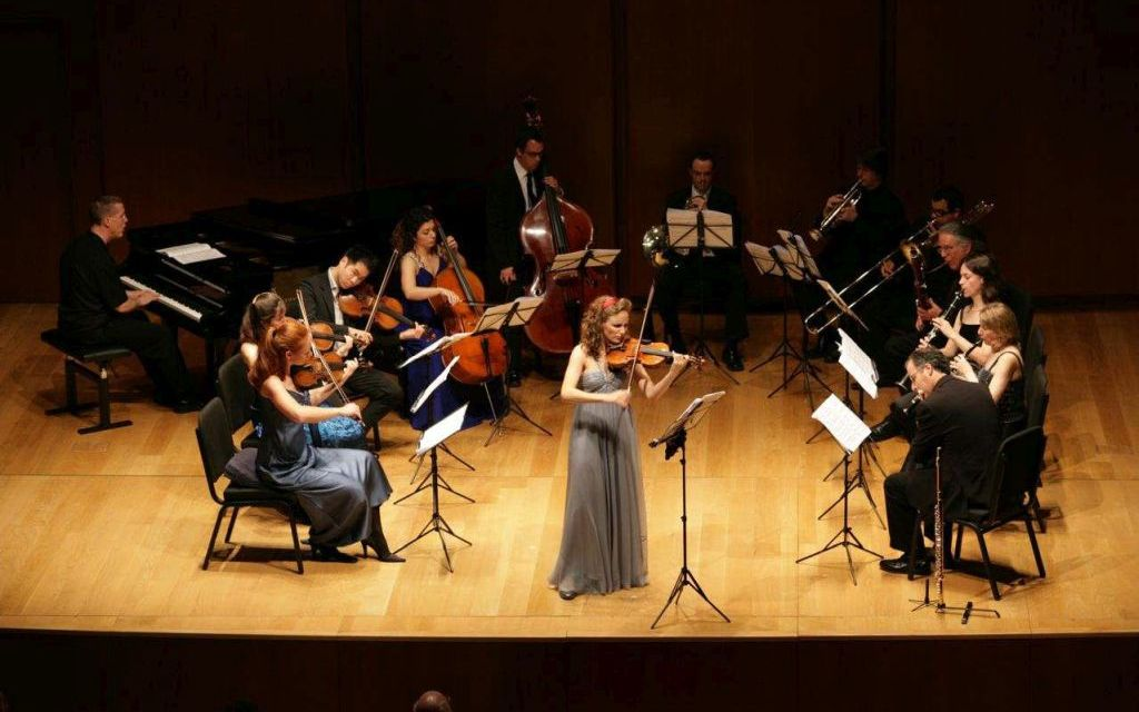 FROM CLASSIC TO EDGY   Camerata Pacifica's far-out program spans 300 years of compositions