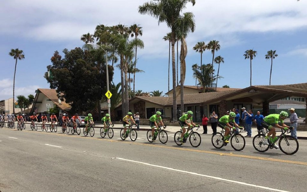 VENTURA: CYCLE CITY?   City officials seek to be 2018 stage 2 launch site for Amgen Tour of California