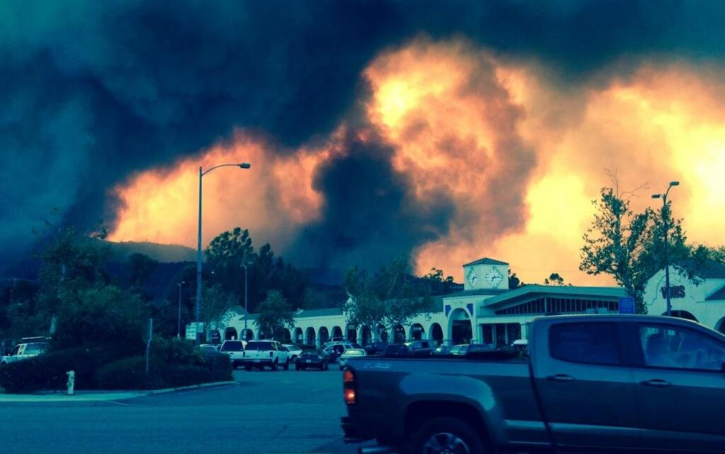 THOMAS FIRE   Ojai residents share their stories and photos