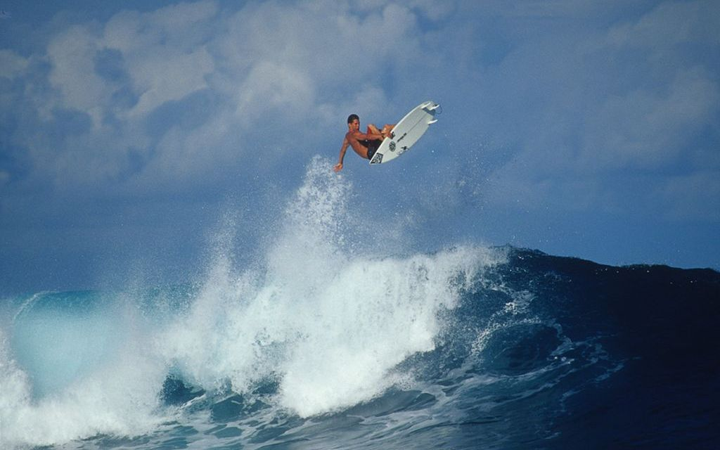 <em>ANDY IRONS: KISSED BY GOD</em>   Documentary reveals surfing icon's bipolar struggle