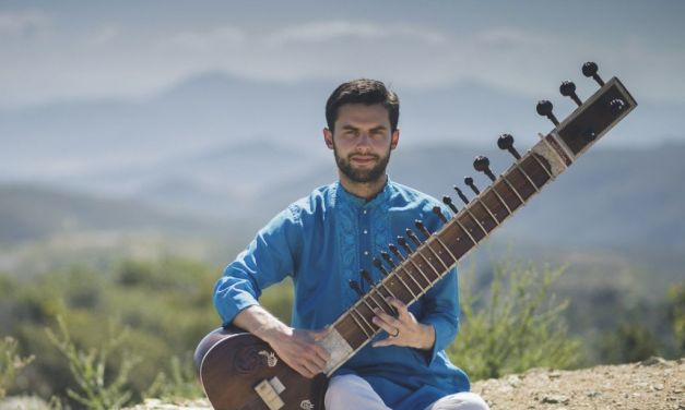 OPENING UP THE MIND'S EYE | Sitarist Will Marsh to perform in Ventura