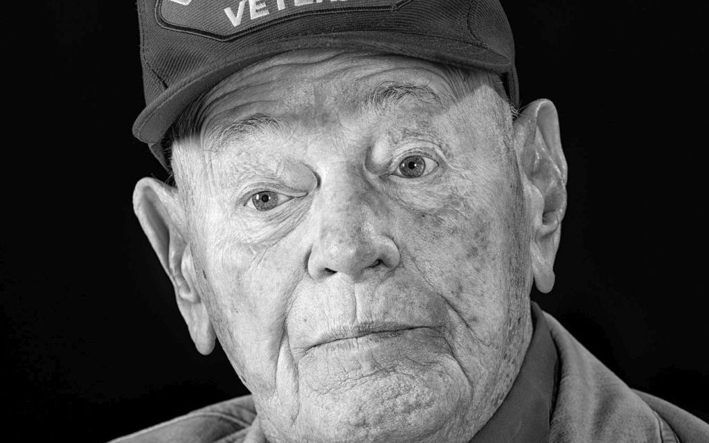 REMEMBERING THEIR FACES | Eight local WWII veterans take part in the California Veterans Portrait Project