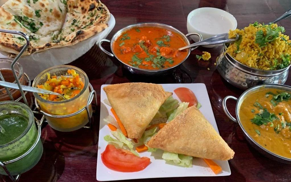 Fine Indian flavor at The Masala Twist