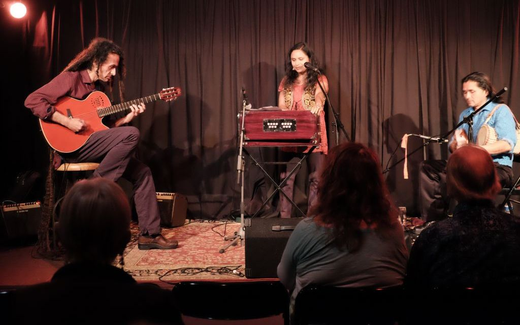 SOUL CONNECTION | Eclectic number Atmasandhi brings Indian fusion to Ventura