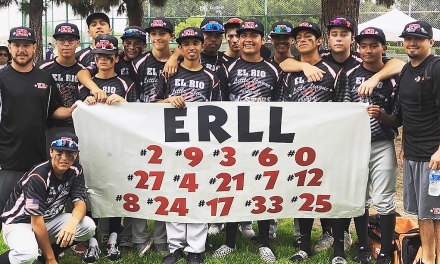WHO'S ON FIRST? | El Rio Little League State Champs!