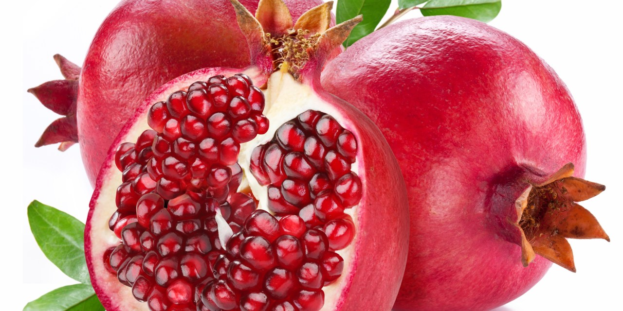 POMEGRANATE POWER | Food Forward's Harvest Change program centers on the fall fruit to reduce food waste