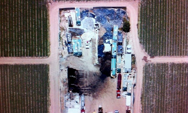 OXNARD OIL FIELD WASTE SITE CLOSED | Anterra disposal wells shut after violations