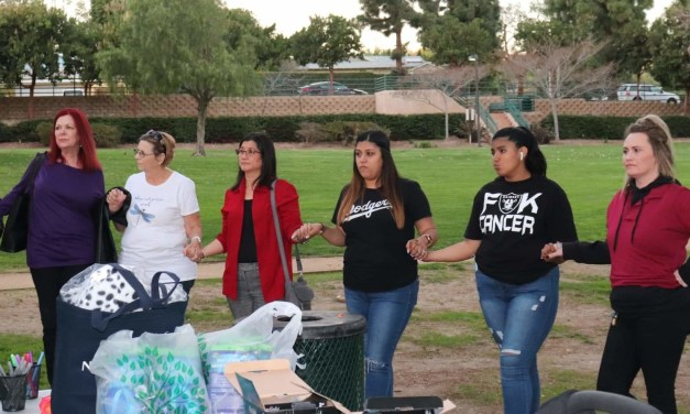 VIGIL FOR KAYDIAN SHIPLEY HELD IN CAMARILLO
