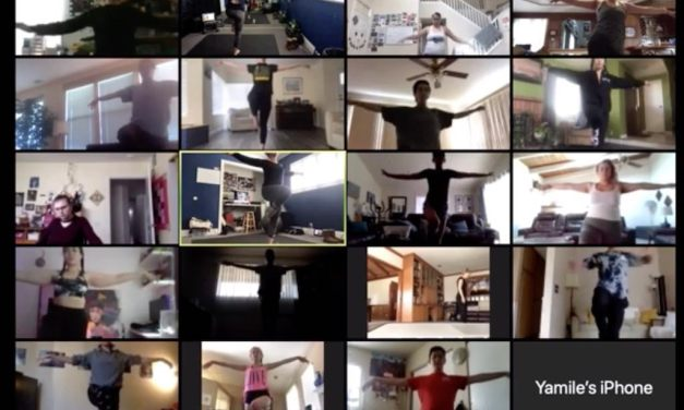 """""""YOUR HOUSE HAS BECOME YOUR SET"""" 