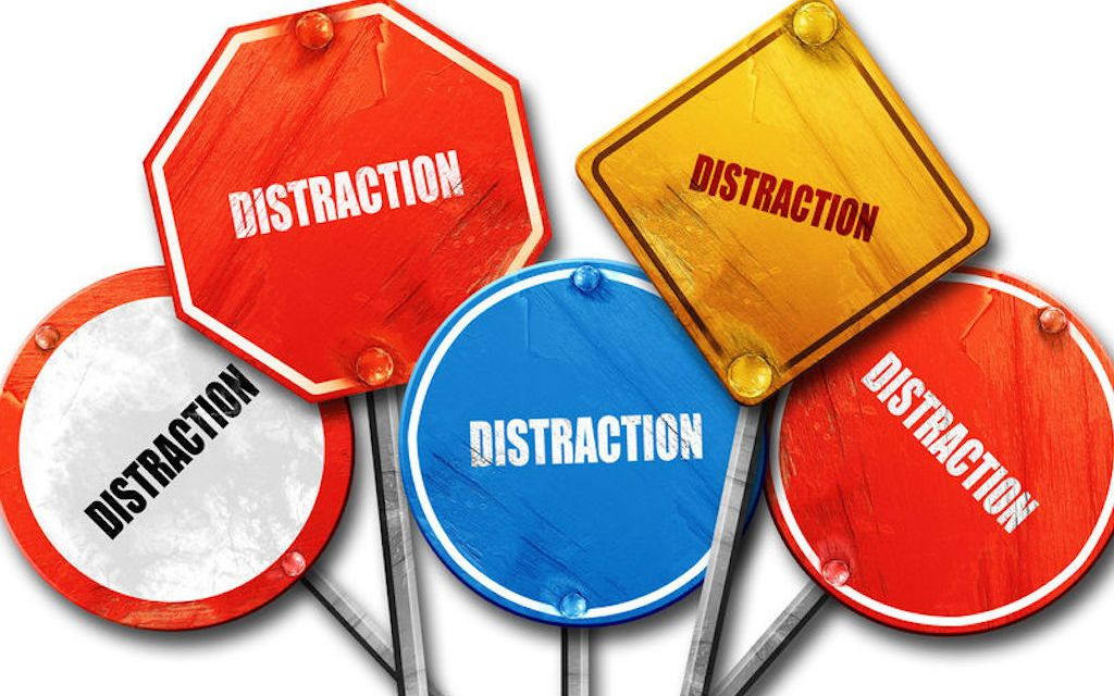PURPLE IS THE NEW PARTY | Reactions of mass distraction