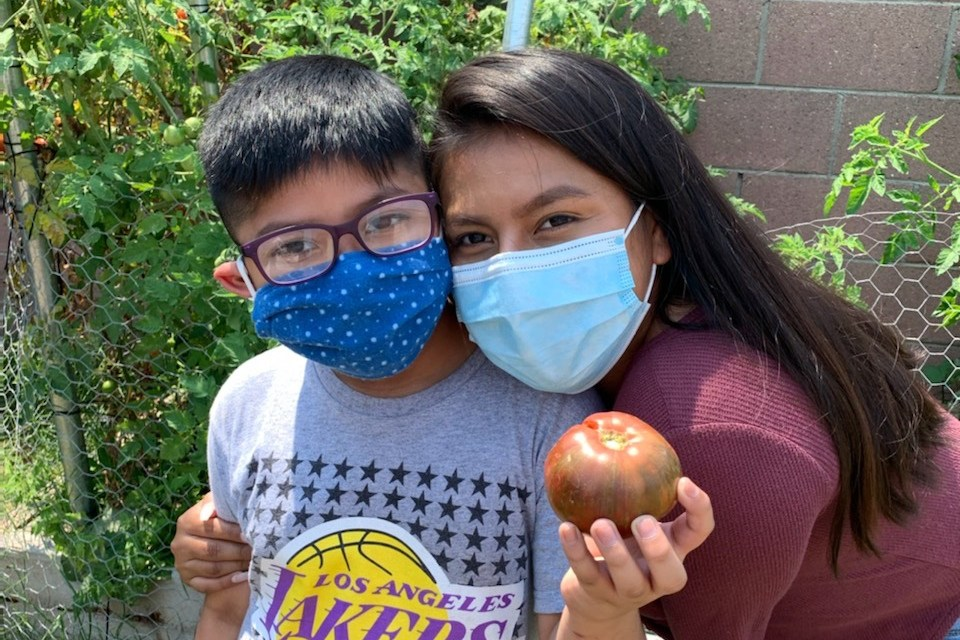 """""""WHAT CAN BE DONE FOR THE CHILDREN?""""   Group of three supporting 100 farmworker families"""