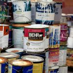 EYE ON THE ENVIRONMENT | Store extra paint for reuse or recycle it with local options