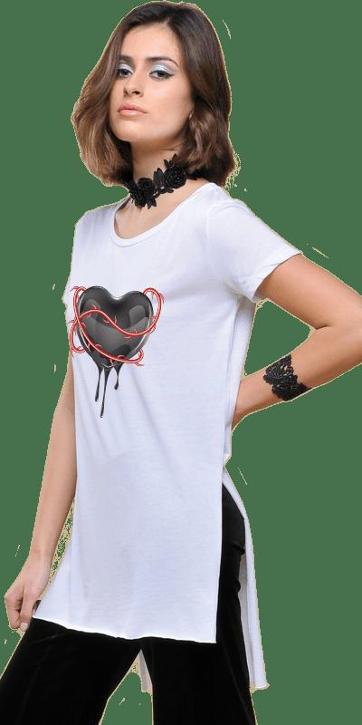 Mary Quant Tribute Corazón Espinado