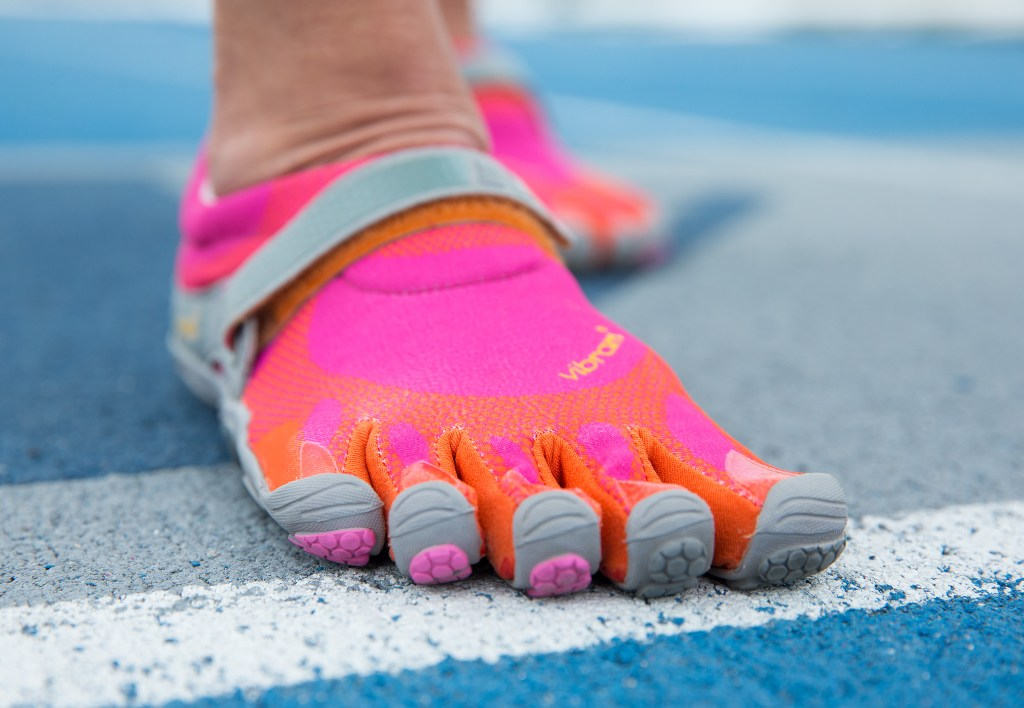 Barefoot Running - VC Voices