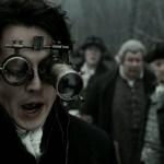 Johnny Depp as Ichabod Crane