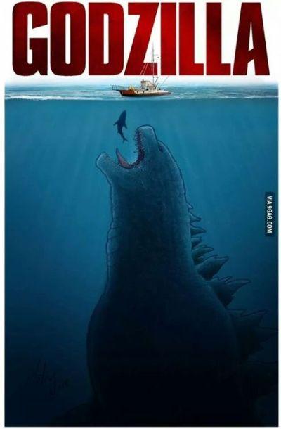 Godzilla's Rampage of Change