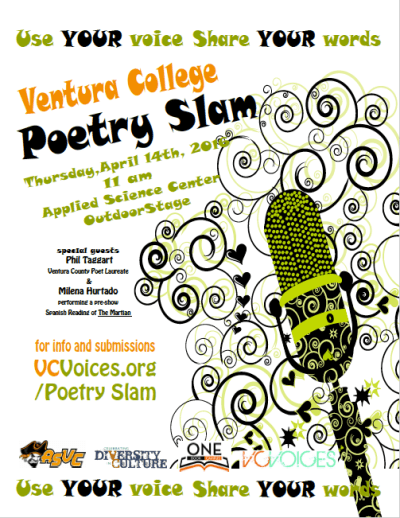POETRY SLAM CONTEST