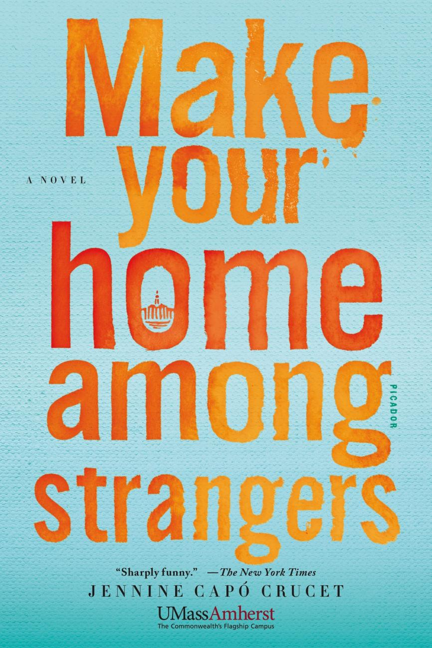 Make Your Home Among Strangers Essay Contest