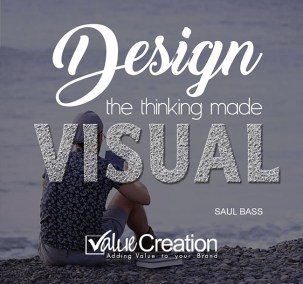 Design the thinking made visual