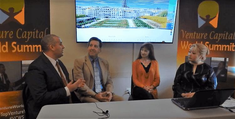 New York Venture Capital World Summit Discussion Panel