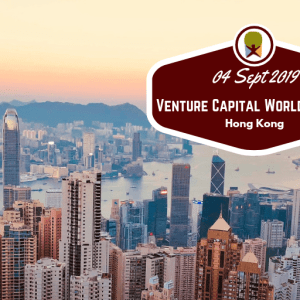 Hong Kong 2019 Venture Capital World Summit