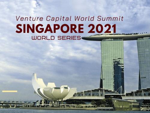 Singapore 2021 Ticket Venture Capital World Summit