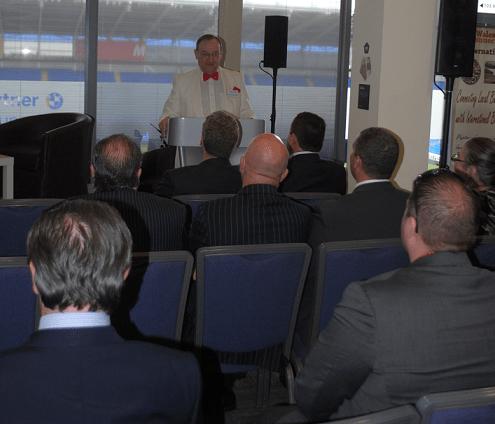 Cardiff 2013 Venture Capital World Summit
