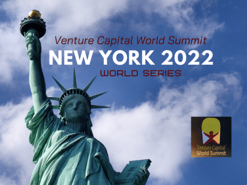 New York 2022 Ticket Venture Capital World Summit