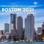 Boston 2021 Ticket Venture Capital World Summit