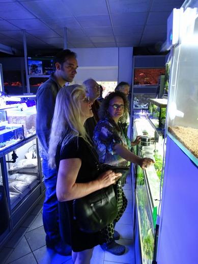 10 Verkaufsanlage Das Aquarium mit Tina Soßna