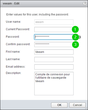 Cannot complete login due to an incorrect user name or password