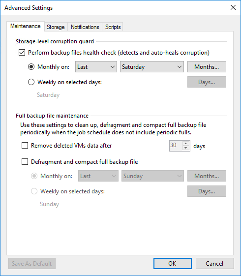 Veeam - Configurer un backup copy job avec WAN accelerator