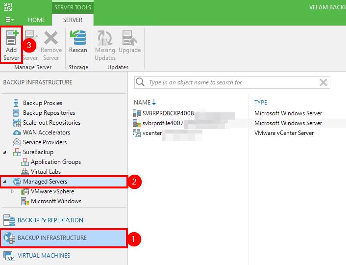 TUTO] - Veeam : Install and Configure WAN Accelerator