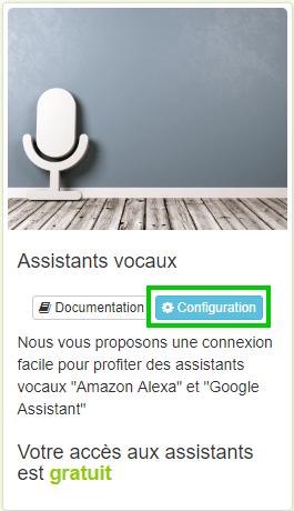 Intégrer Amazon Alexa à Jeedom