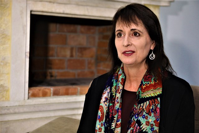 US Commissioner Nadine Maenza in an interview with VDC : Syria instability threatens the religious freedoms and minorities besides Turkey's role in enhancing this instability