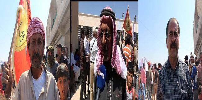 أهالي الباب المحتلة يناشدون ق س د لتحريرها من الاحتلال التركي