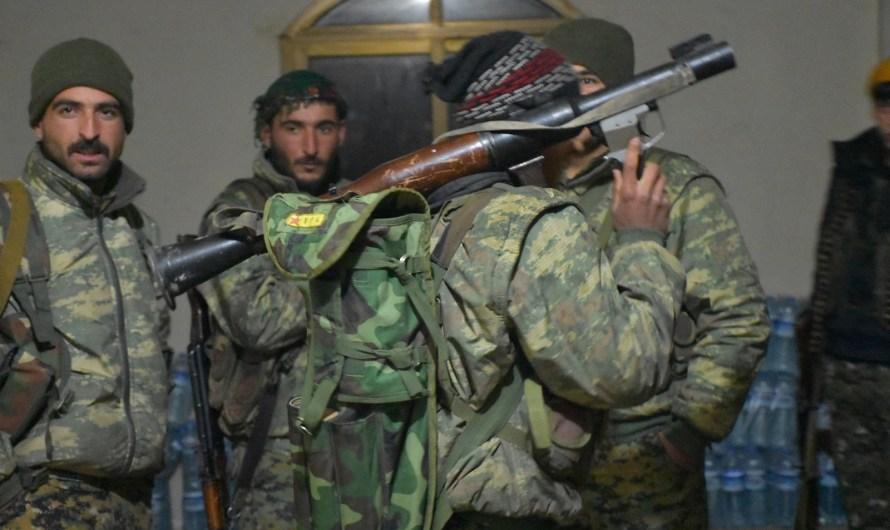 لا استكانة او استقرار للقوات التركية في عفرين