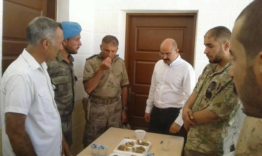 عفرين: انتشار جديد واعادة تمركز للقوات التركية