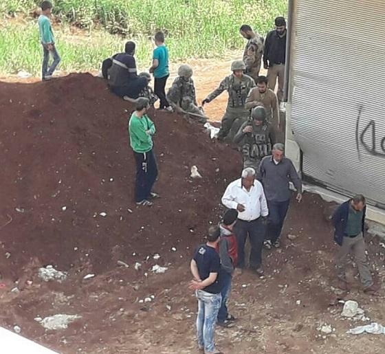 عفرين: اختطاف ثلاث مدنيين في موباتا