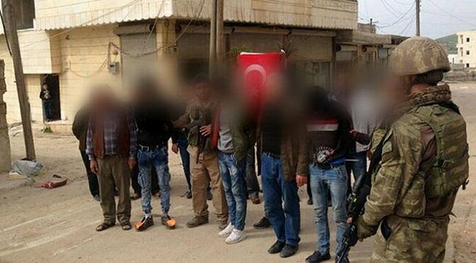 عفرين: خطف 9 مدنيين في ناحية شيراوا