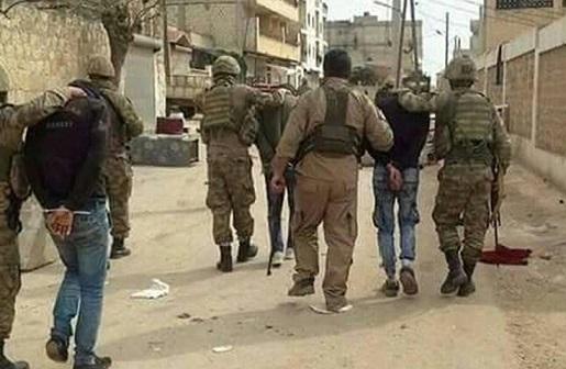 عفرين: مداهمات في قرية موساكا واختطاف مدنيين