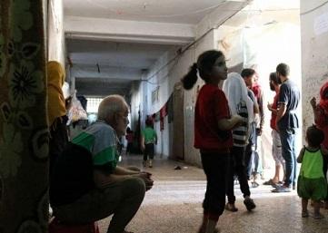 جرابلس: طرد لاجئين من مدرسة