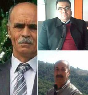 """عفرين: اختطاف ثلاث اعضاء من """"الديمقراطي التقدمي"""""""