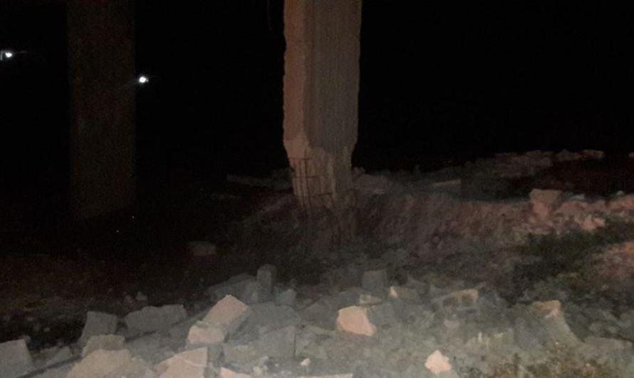 عفرين: قذائف تسقط في محيط مشفى ديرسم وقرية ترندة