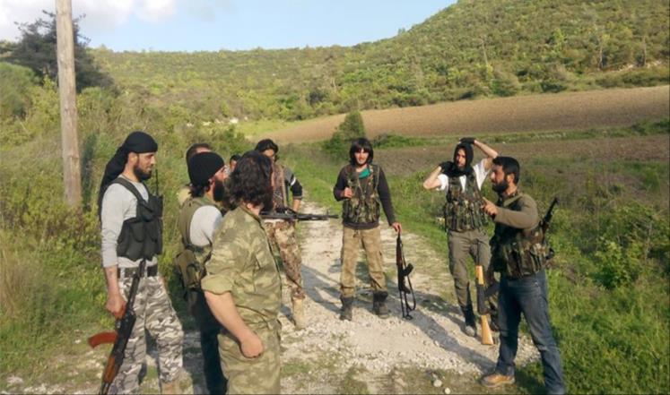 مقتل قيادي في الجيش الوطني الموالي لتركيا أثناء محاولته تهريب مدنيين عبر الحدود السورية
