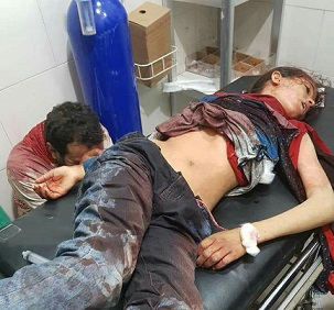 """ادلب: قتيل وثلاثة جرحى برصاص """"الجندرمة"""" التركية"""