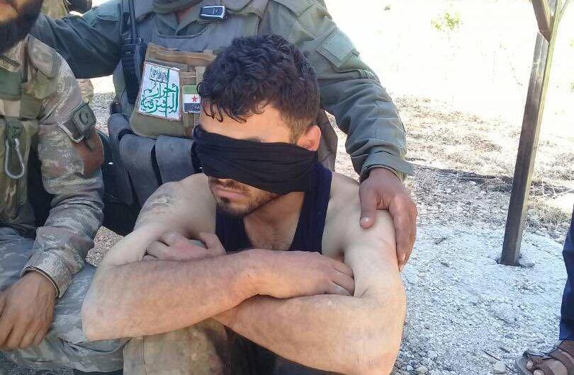 """عفرين: مداهمات لمقرات """"لواء مشعل تمو"""" واعتقال عناصره"""