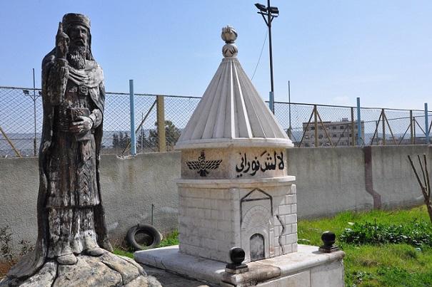 الانتهاكات ضد الإيزيديين في عفرين
