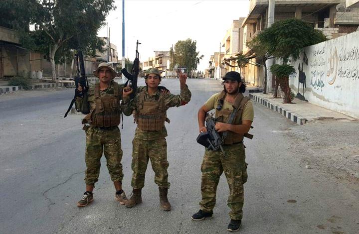 """الفصائل التابعة لتركيا تختطف 20 مدنيا من قرية """"برج حيدر"""" في عفرين"""