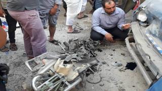 قتيل وجرحى في انفجار ناجم عن دراجة مفخخة في مدينة جرابلس بحلب